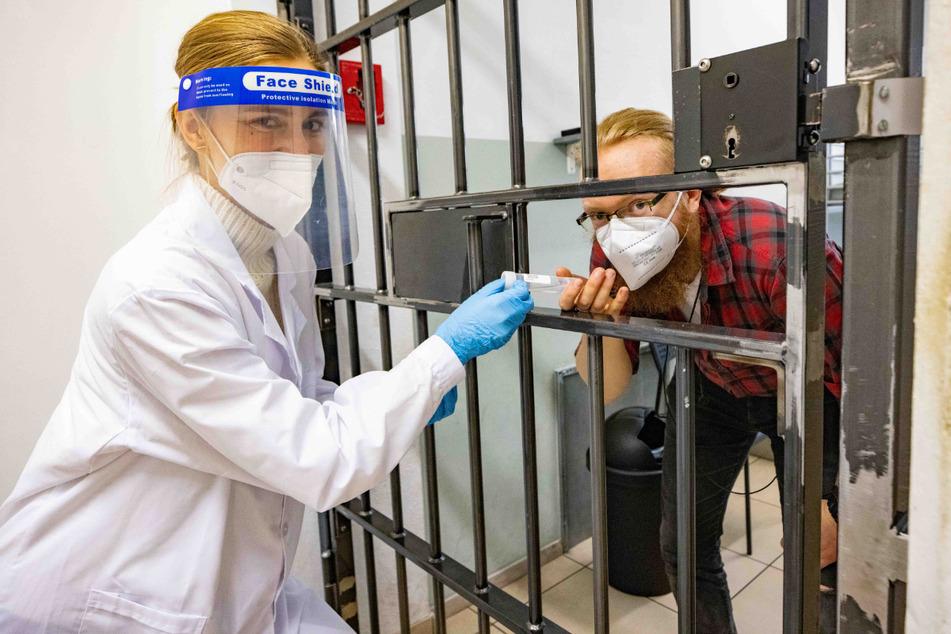 "Dresden: Hinter Gittern: ""Escape Room"" ist ab heute Test-Zentrum"