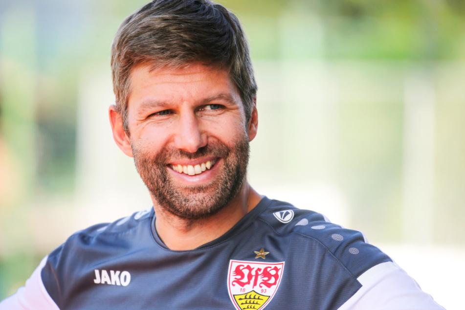 Freut sich über die Auszeichnung: VfB-Vorstandsboss Thomas Hitzlsperger (38).