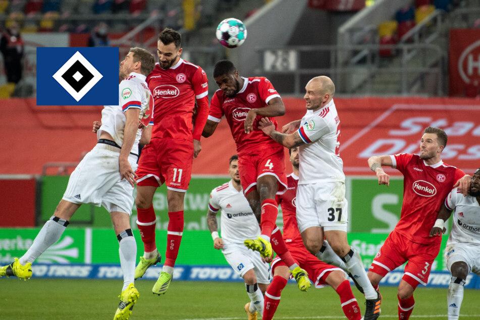 HSV ergattert in Düsseldorf einen Punkt im Topspiel!
