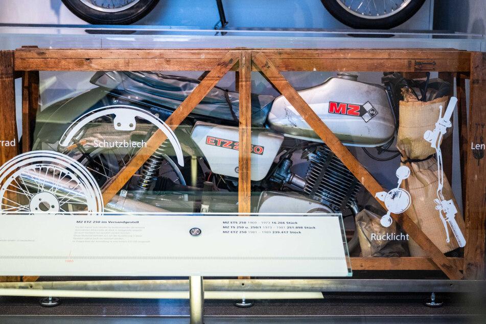 Die historische Maschine ist für das Museum ein echter Glücksgriff.