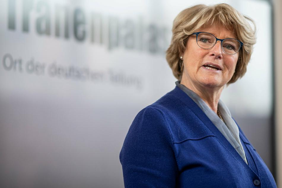 Berliner CDU kürt Monika Grütters zur Spitzenkandidatin für Bundestagswahl