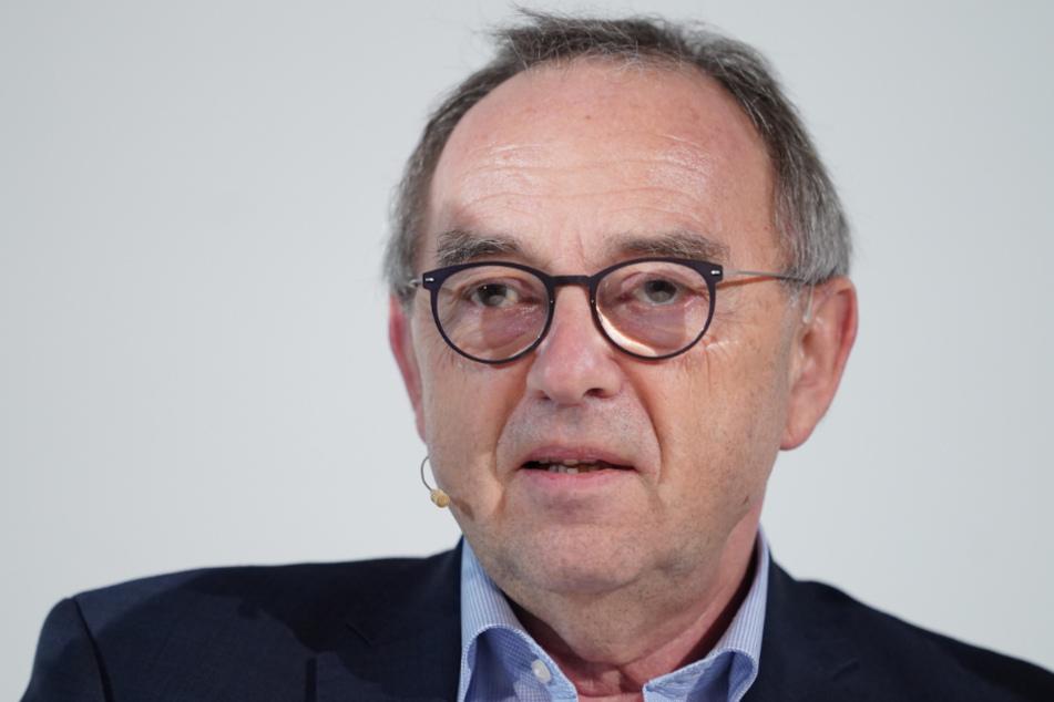SPD-Chef Norbert Walter-Borjans (68).