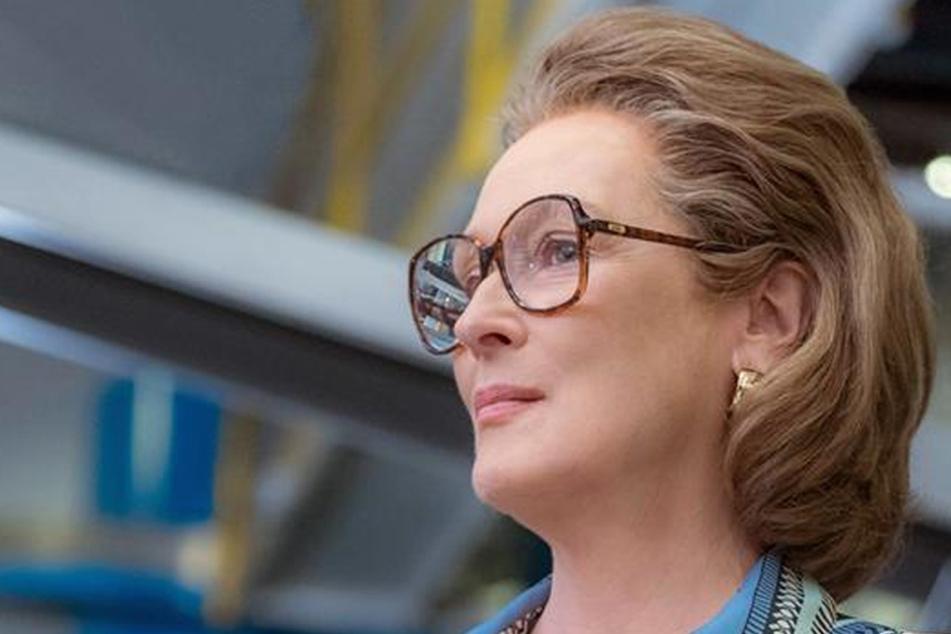 """Meryl Streep (70) in """"Die Verlegerin""""."""