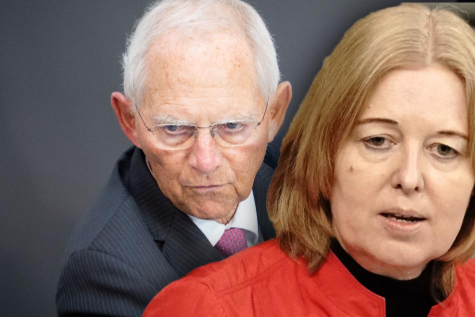Sie soll auf Bundestags-Präsident Schäuble folgen! Wer sie ist, wo sie herkommt