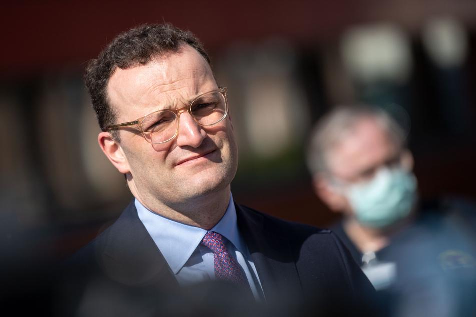 Bundesgesundheitsminister Jens Spahn (39, CDU). (Archivbild)