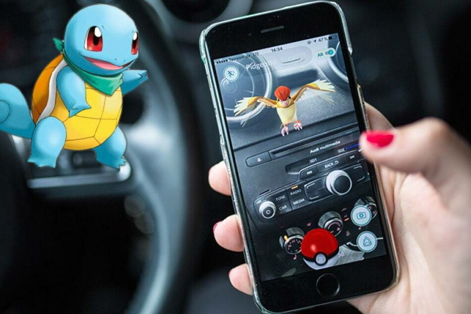 Achtung Unfallgefahr! ADAC warnt vor Pokemon Go