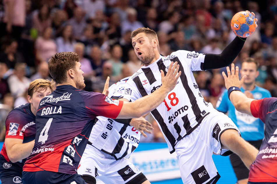 Die Handball-Bundesliga darf trotz Corona vor 2640 Zuschauern stattfinden.