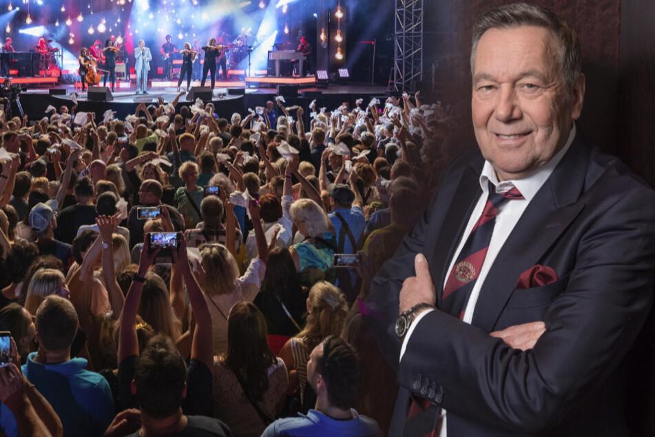 Nach abgesagten Kult-Auftritten am Elbufer: Hier spielt Roland Kaiser am 4. September live!