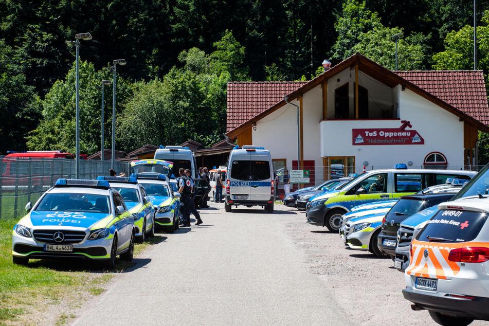 Polizei warnt Bevölkerung: Großeinsatz wegen Bewaffnetem im Schwarzwald