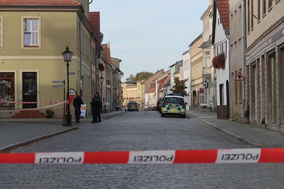 In Brandenburg wurden im Laufe der Jahre weniger Straftaten verübt. (Symbolbild)