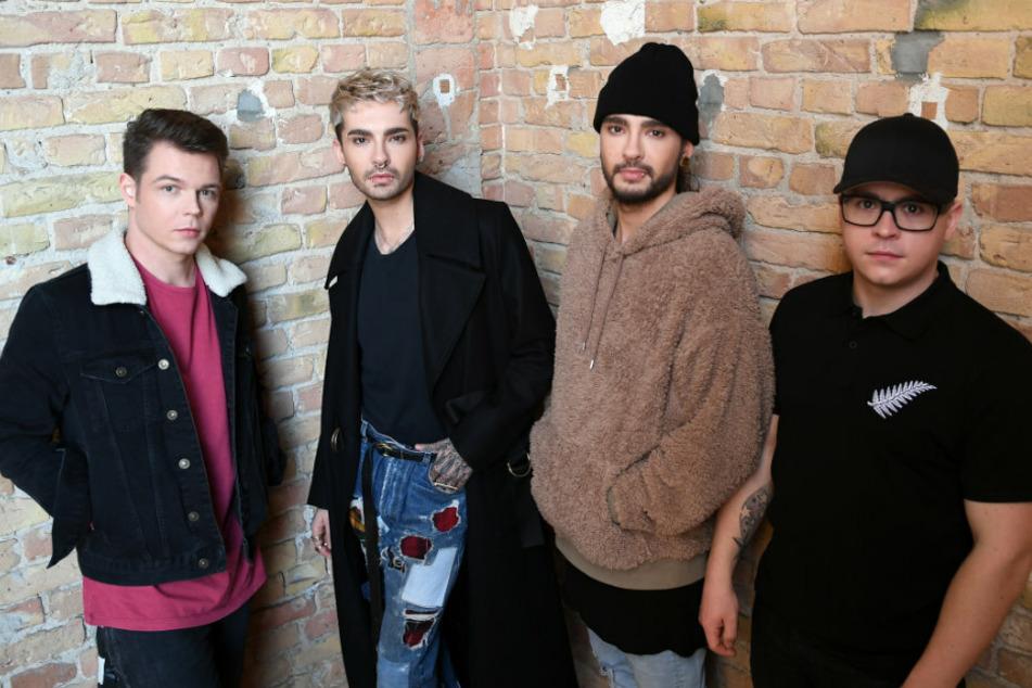 Neue Single: Tokio Hotel veröffentlichen Berlin-Hymne