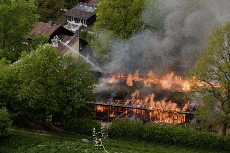 """Kind und Jugendlicher setzen wohl SOS Kinderdorf in Brand: """"eher unbedacht"""""""
