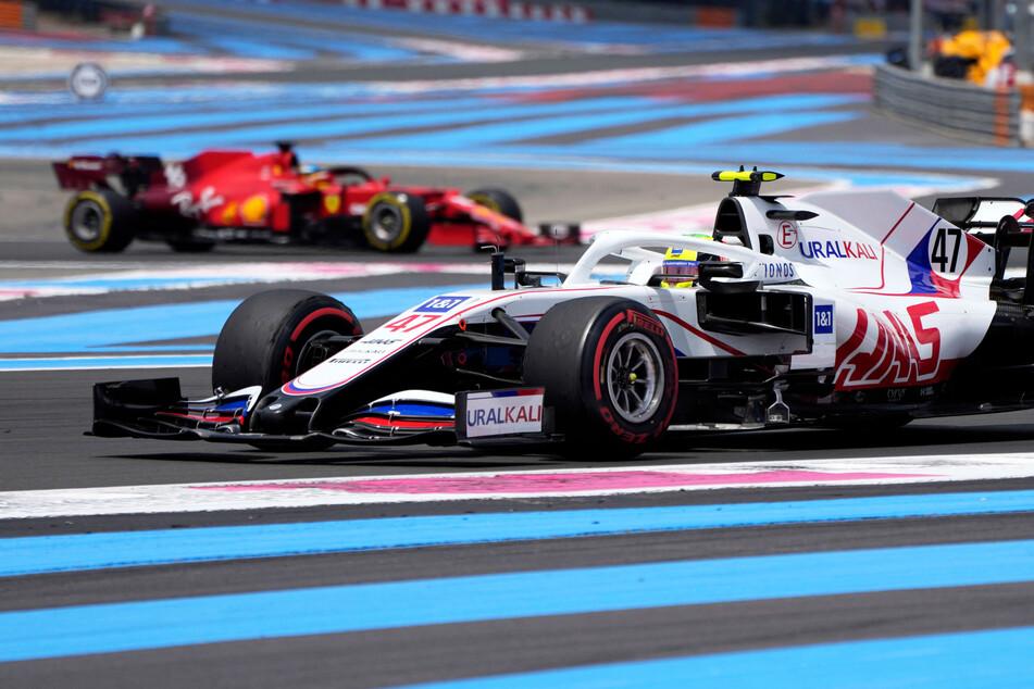 Mick Schumacher baut Unfall: Formel-1-Neuling verlor Kontrolle über seinen Rennwagen