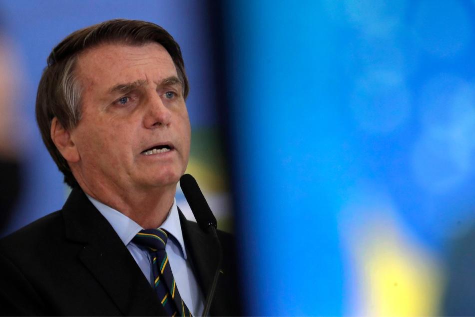Brasiliens Präsident Jair Bolsonaro hat die Bedrohung durch Corona massiv unterschätzt.