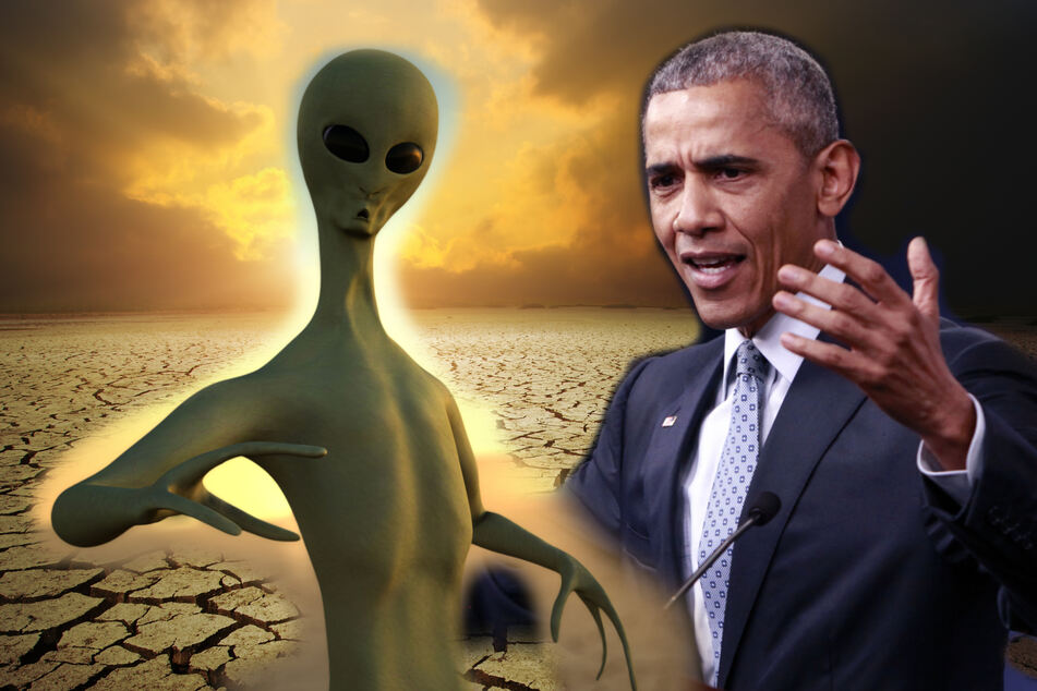 Barack Obama predicts what will happen when we make contact with aliens