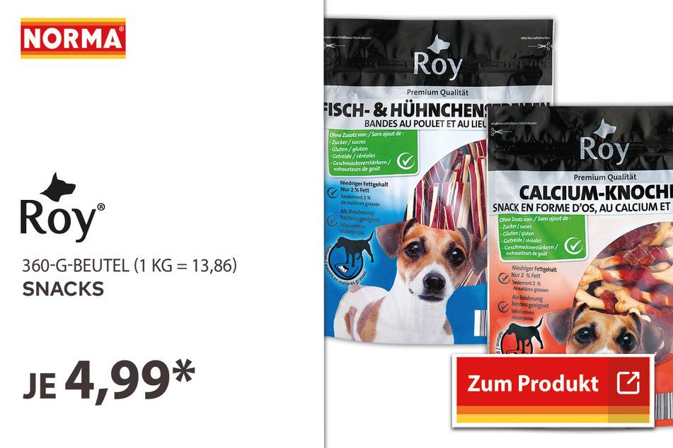 Hunde Snacks für 4,99 Euro