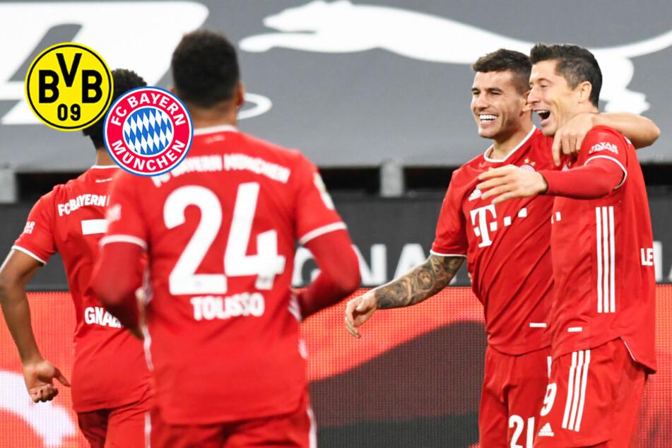 BVB und FC Bayern liefern sich begeisterndes Spitzenspiel mit vielen Highlights!