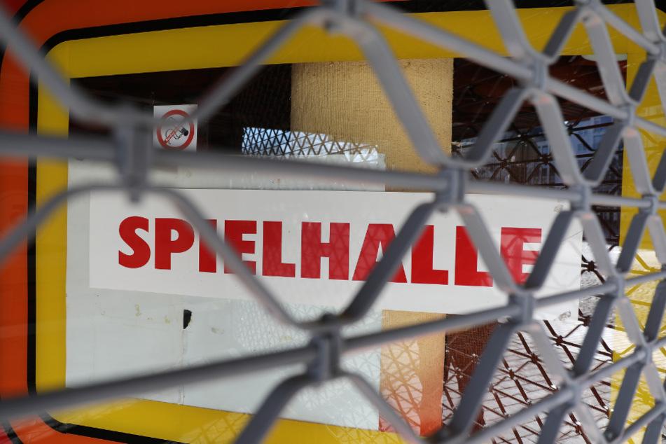 Spielhallen bleiben vorerst geschlossen.