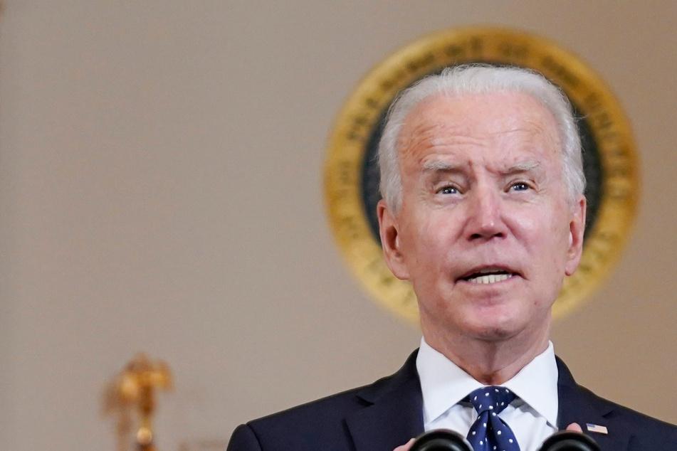 Joe Biden beliebter als Trump, aber unbeliebter als die Vorgänger