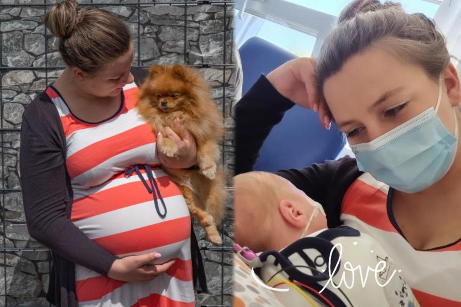 """Sarafina Wollny gibt Baby-Update: """"Braucht Zeit, bis wir alles verarbeitet haben"""""""