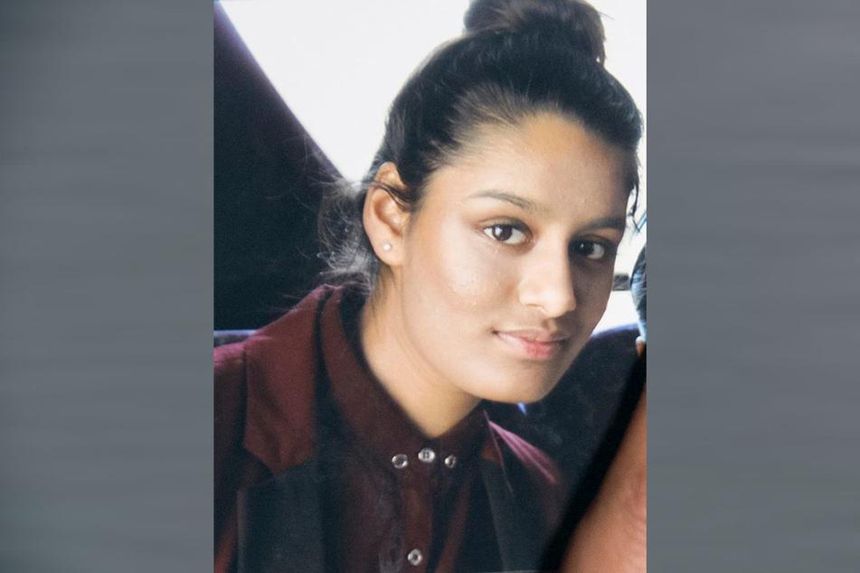 Die Britin Shamima Begum (22) hatte sich dem IS angeschlossen und in Syrien einen niederländischen IS-Kämpfer geheiratet, nun wollte sie in ihre Heimat Großbritannien zurückkehren.
