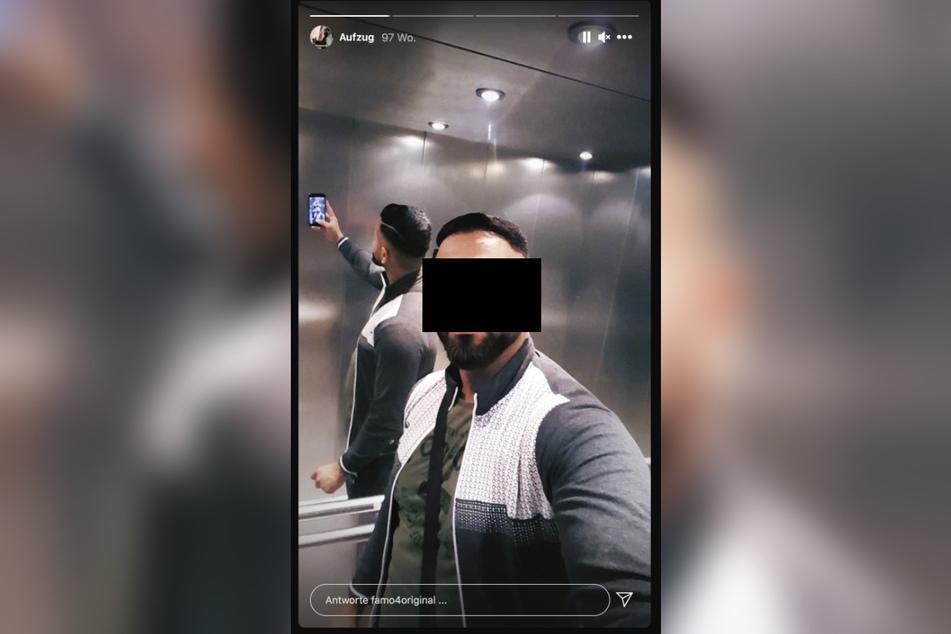 Rapper FaMo (29) wurde bereits in einem anderen Prozess verurteilt.