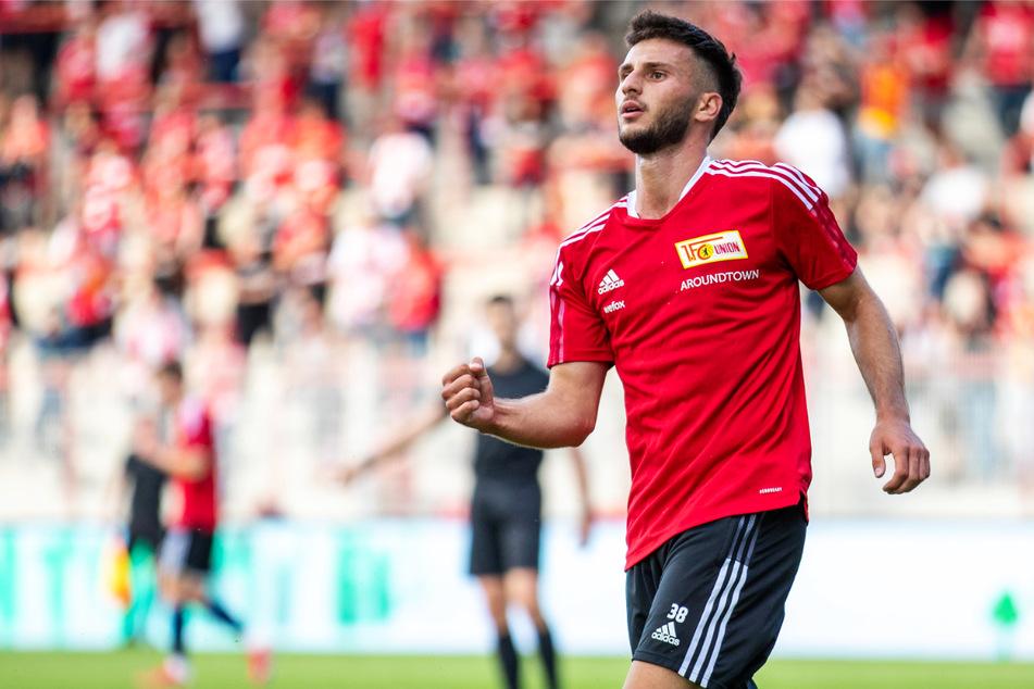 """Leon Dajaku schnürte einen Doppelpack für die """"Roten""""."""