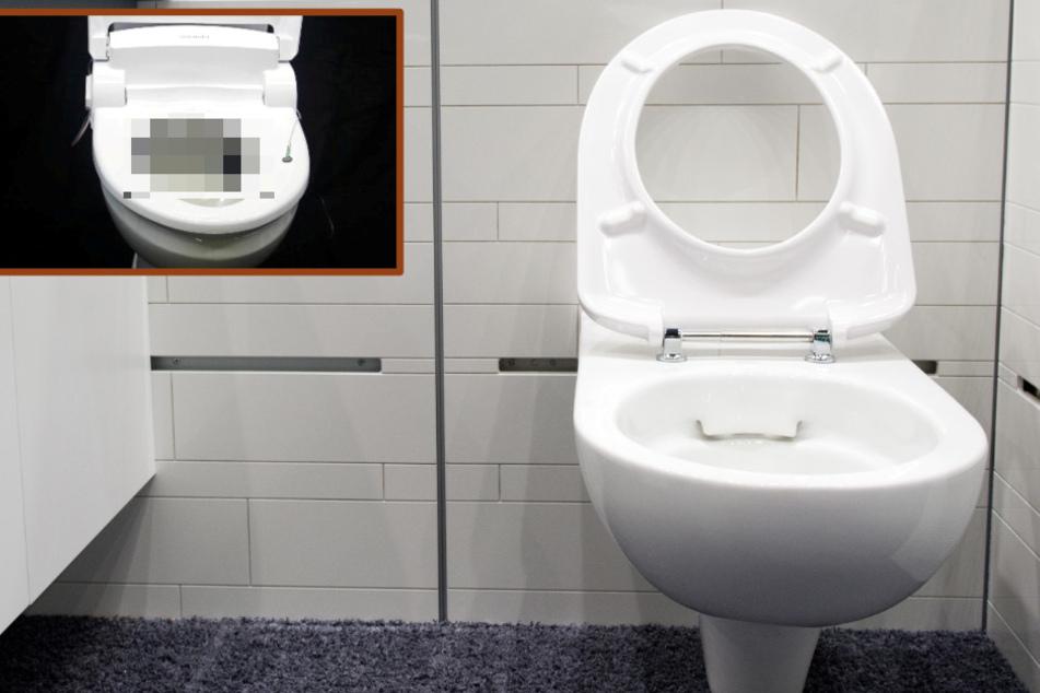 Kein Scheiß: Kamera in Toilette soll Krankheiten erkennen