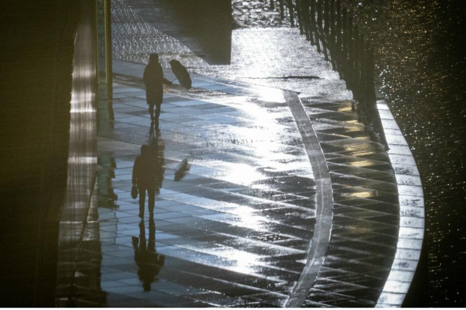 Wettervorschau: Berlin und Brandenburg rutschen in die Bibber-Temperaturen