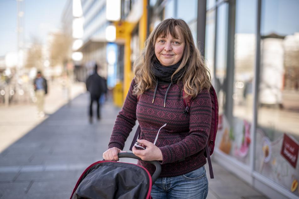 Wenke Hofmann (40) befürchtet Probleme in vielen Familien.