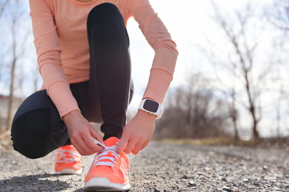 Bewegung an der frischen Luft hat viele Vorteile, nicht nur für die Kondition.