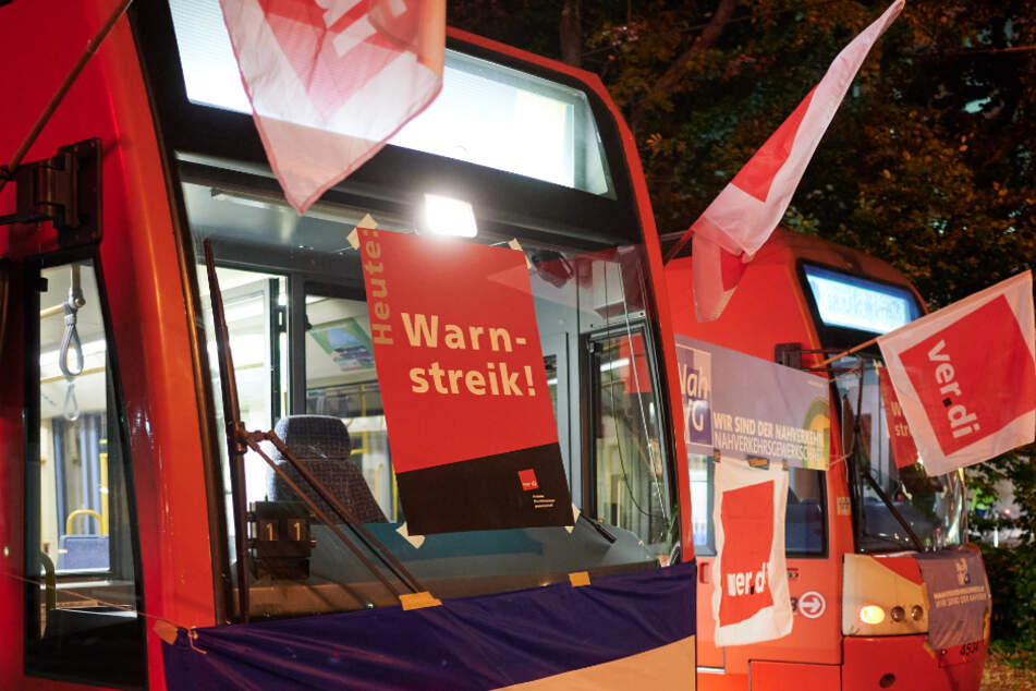 Am 19. Oktober stehen Busse und Bahnen der KVB wieder still.