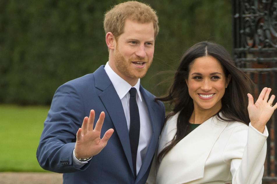 Harry und Meghan sollen total zerrüttetes Verhältnis zum britischen Königshaus haben