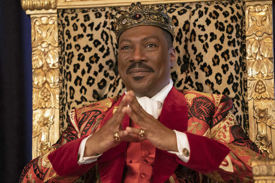 Coming 2 America starring Eddie Murphy will return to the screens March 5.