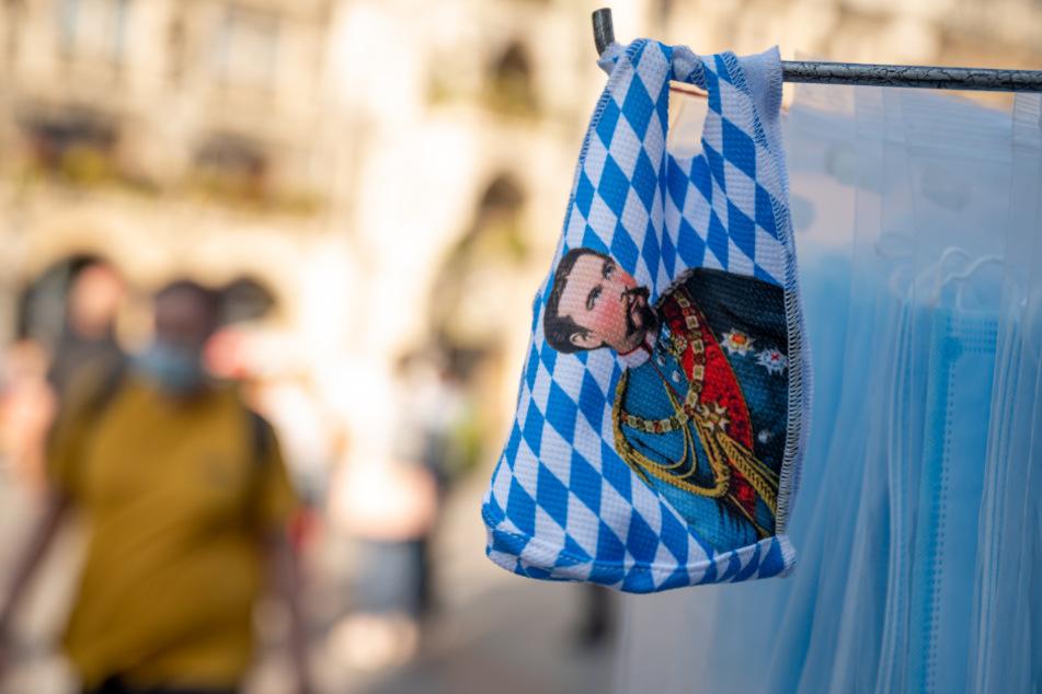 München: Corona-Hotspot München: Maskenpflicht im Freien und Kontaktbeschränkungen