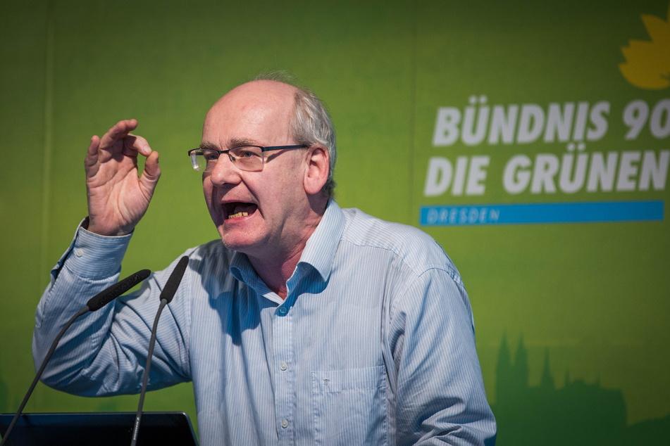 Johannes Lichdi (57, Grüne).