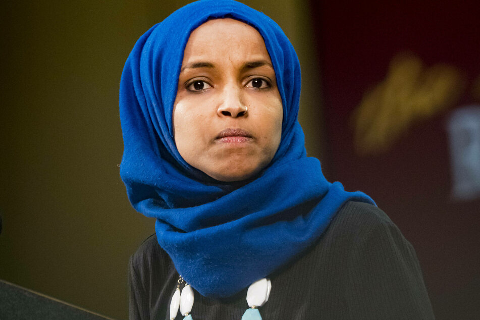 Rep Ilhan Omar (D-MN) says Donald Trump should be impeached after his supporters attacked the Capitol on Wednesday.
