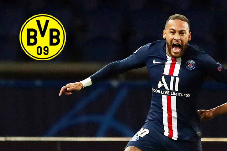 BVB fliegt nach ganz schwacher Leistung gegen PSG aus der Champions League!