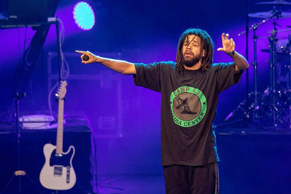 J. Cole shows off years of rap game prowess on his new album
