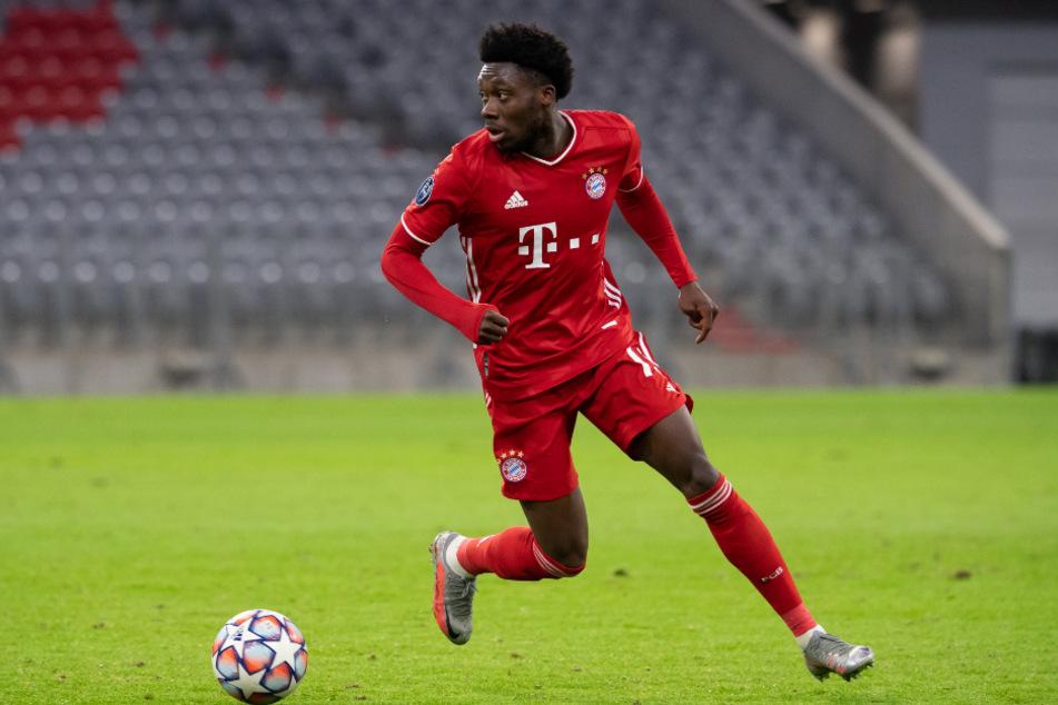 Alphonso Davies (20) hat sich beim FC Bayern schnell unverzichtbar gemacht.