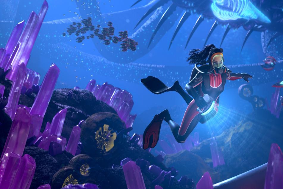 Subnautica: Below Zero im Test: Auf einem fremden Planeten wäre ich verloren!