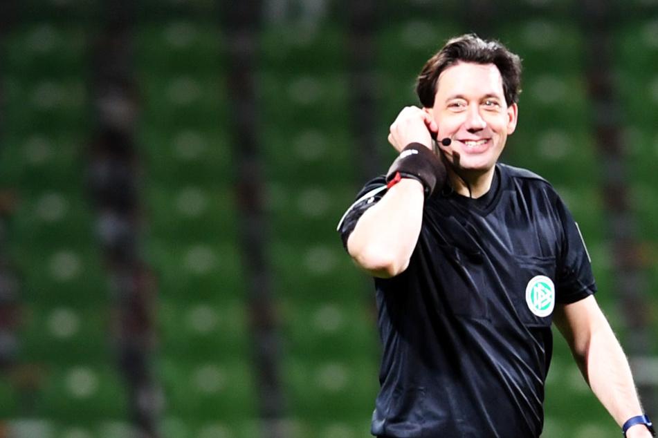 DFB nimmt Manuel Gräfe die Pfeife weg: Einer unserer besten Schiris hat neuen Job