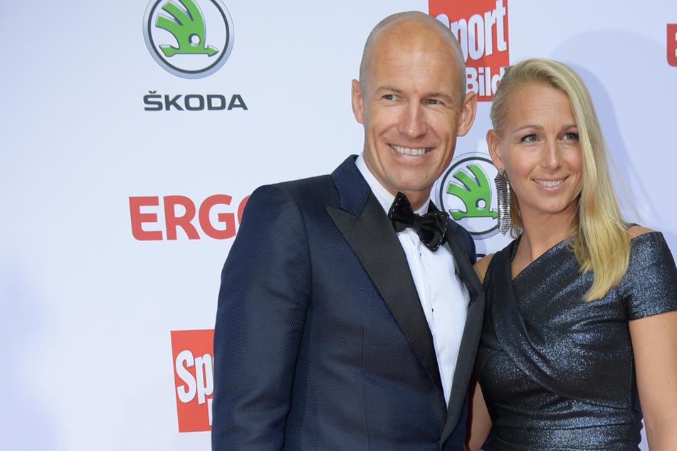 """Arjen Robben mit Corona-Geständnis: """"Meine Frau wurde positiv getestet"""""""