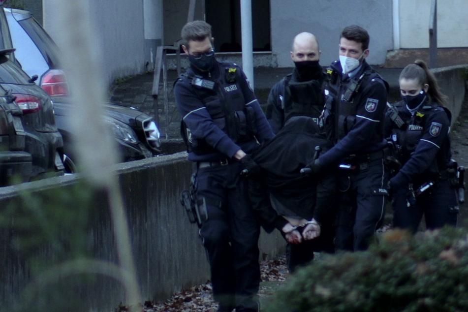 Das SEK hat einen 32-jährigen Erkrather festgenommen.