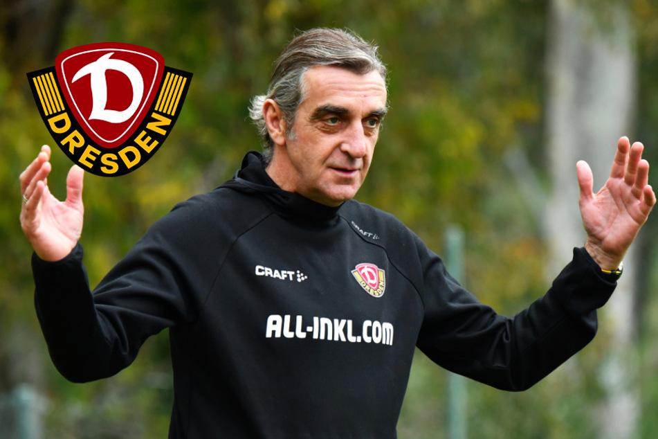 Dynamo Dresden: Entscheidet sich heute die Zukunft von Sportchef Minge?