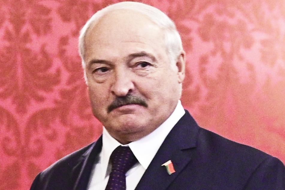 Alexander Lukaschenko (65), Präsident von Weißrussland.
