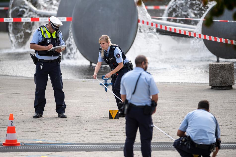 Der Ebertplatz gilt seit langem als ein Brennpunkt der Drogenkriminalität in Köln.