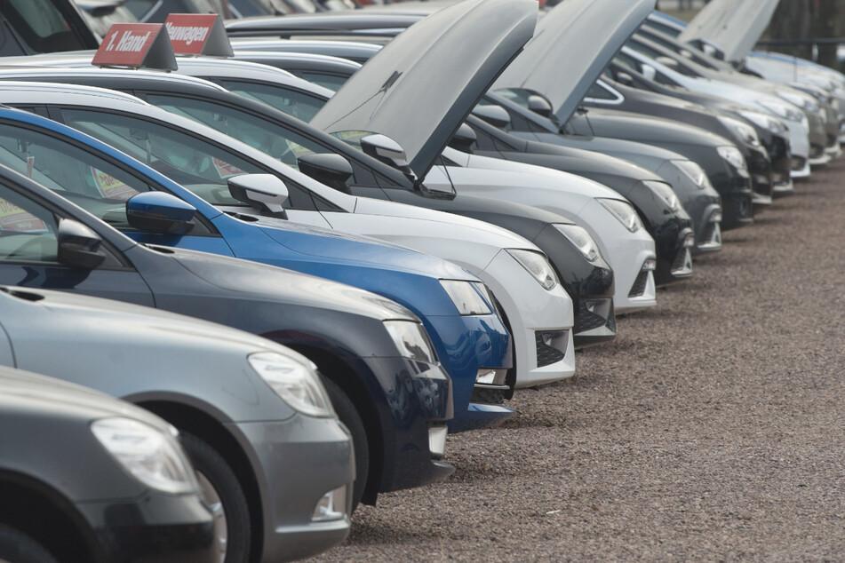 Derzeit können Kunden Autos nur nach Besichtigungstermin ansehen.