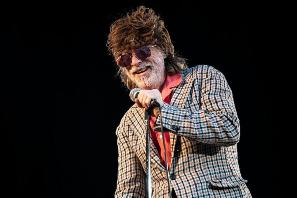 Helge Schneider (65) gibt auf der Waldbühne ein Konzert.