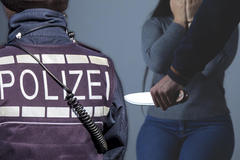 Mann vergewaltigt Ex-Frau und sticht auf sie ein: Einsatz hat auch Folgen für die Polizisten